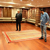 2016-10-12 Benson Istanbul Day 02 - Istanbul Handicraft Center carpet sales pitch 01