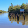 2017-10-30 Benson Miss Cruise Achafalaya Swamp rail road piers