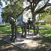 2017-10-30 Benson Miss Cruise Baton Rouge Museum Statue horse buggy