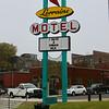 2017-11-04 Benson Miss Cruise Memphis - Civil Rights Museum - Lorraine Motel Sign