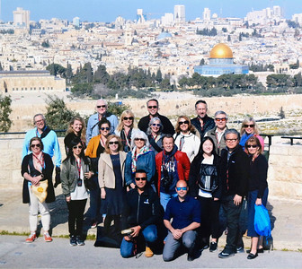 2017 - Benson Mills Israel