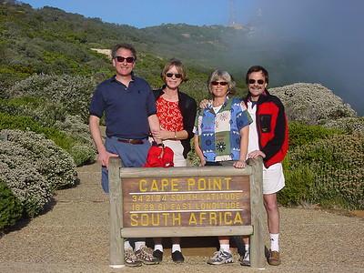 2000 - Benson - South Africa, Botswana, Zimbabwe
