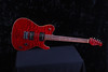 Don Grosh Bent Top in Double Stain Red, HH Pickups