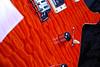 Don Grosh Bent Top in Trans Orange, HH Pickups