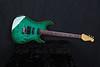 Don Grosh Hollow Bent Top in Emerald Green Burst, SSH Pickups