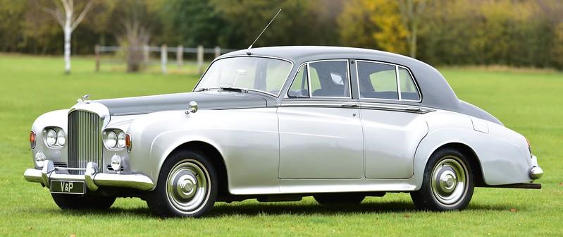 1963 Bentley S3 B368 CN