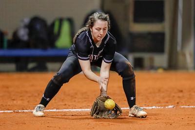 NCAA Softball: Bentley at Rollins