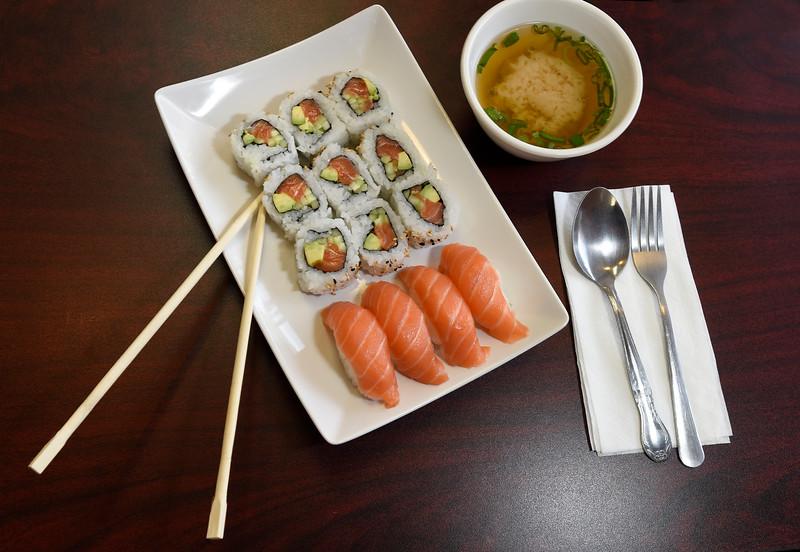 Bento-Ria Sushi