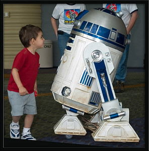 R2D2 and Boy