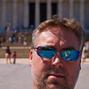 Me at the Lincoln memorial.