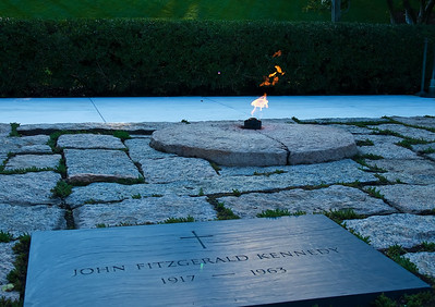 JFK, John F. Kennedy.