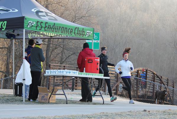 Bentonville Running Festival Training Group