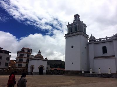 Church in Copacabana
