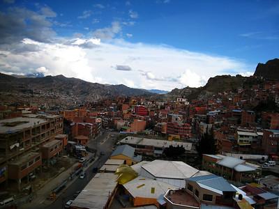 Bolivia - Winter 2014