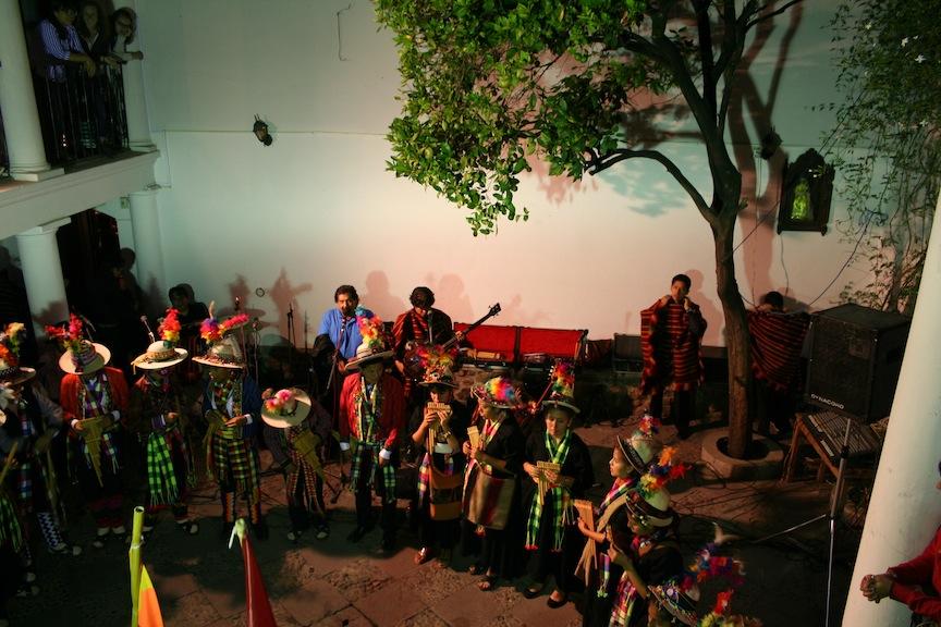 MASIS Cultural Center, Sucre