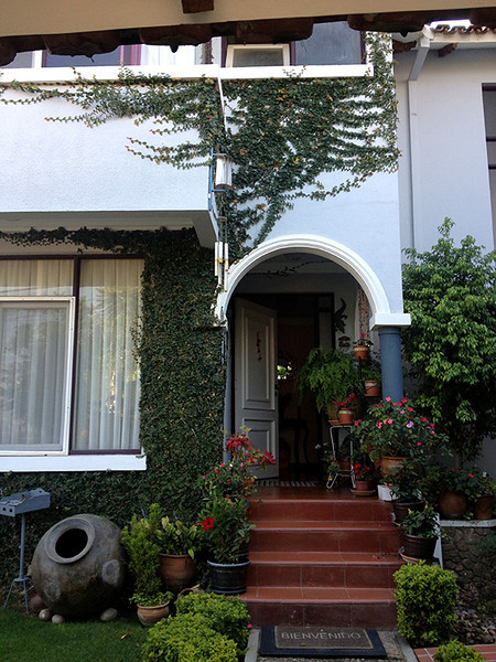 Charming home of Paty!
