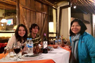 Dinner at Casa de Campo