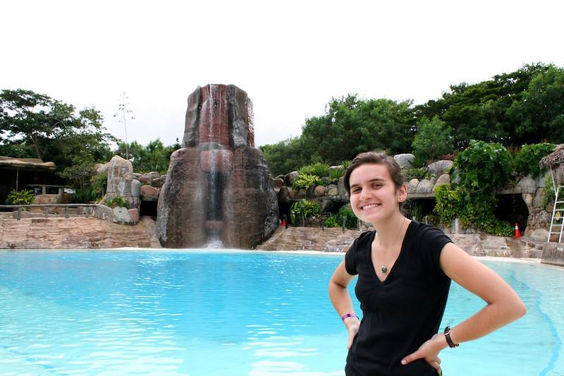 Andria at the Santa Cruz Mariposario Resort