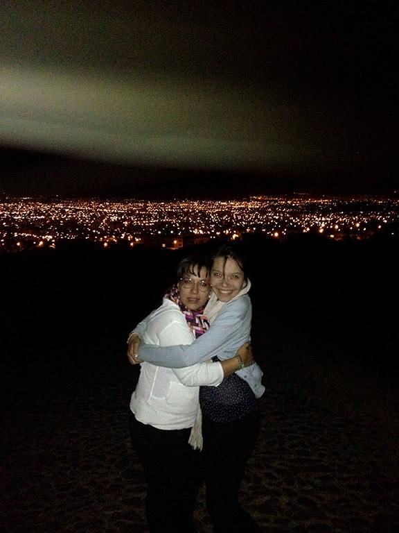 My sister Luciana!