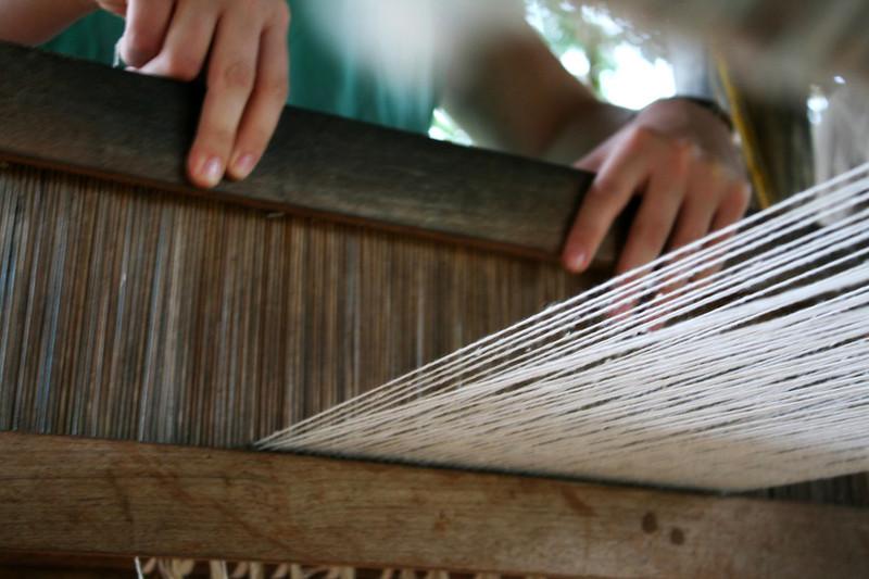 Tasha weaving