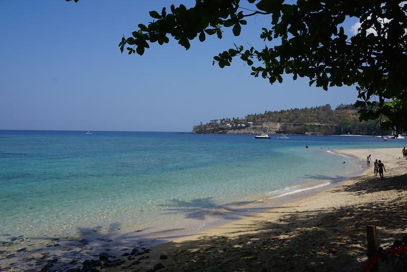 Beach at Kila Resort