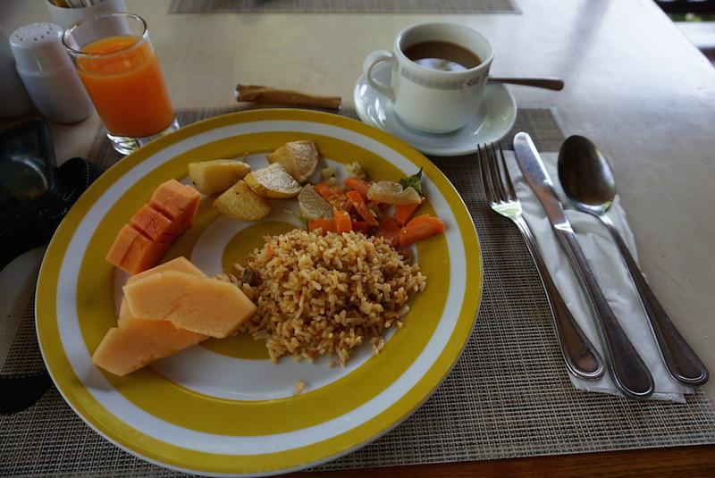 Selamat pagi (good morning) from Lombok