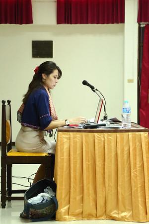 Thailand - Winter 2016 - Teaching