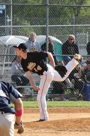 Bergen Tech Baseball 2014