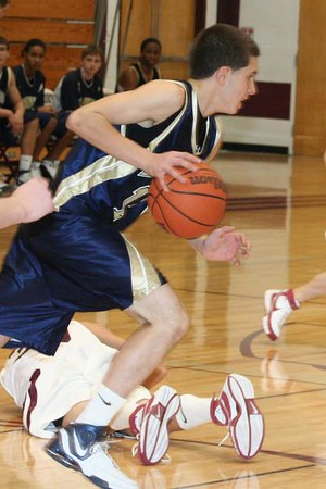 2008 Indian Hills Basketball