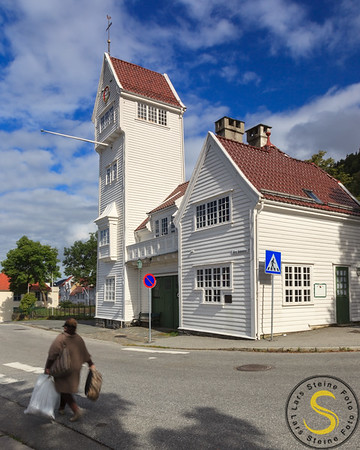 Skansen, Bergen, Norway