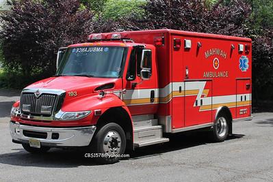 Bergen County EMS Units