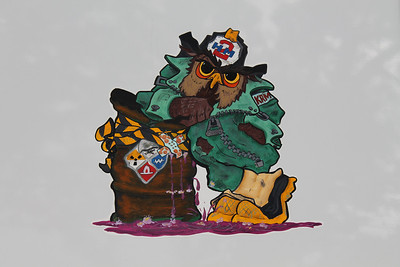 HazMat Mascot