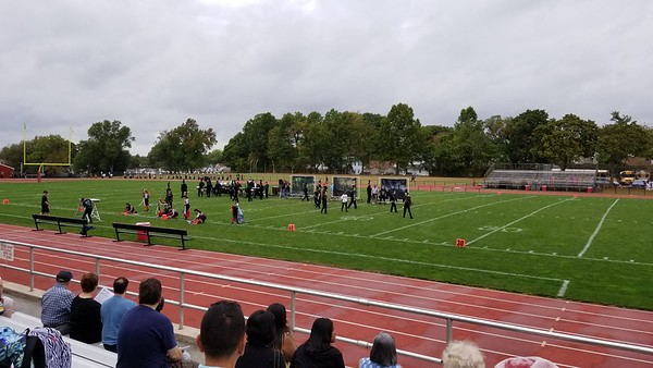 Bergenfield band 2017 October