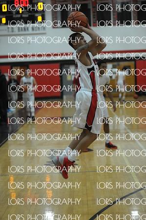 2015-2-12 Bergenfield HS Boys V Basketball