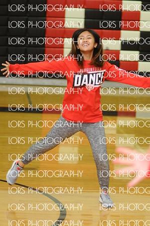 2017-11-7 Bergenfield HS Dance Team
