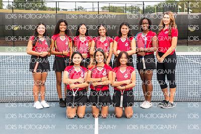 2017-9-20 Bergenfield Girls V Tennis