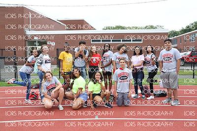 2018-09-07 Bergenfield HS FRESHMAN CLASS GROUP PHOTO Candids