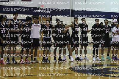 2019-2-7 Bergenfield HS Boys V Basketball