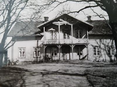 Berg i Brårud ca 1940