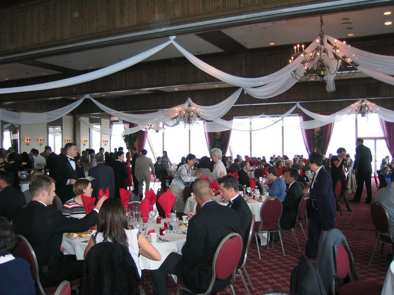 21 - Banquet room luncheon