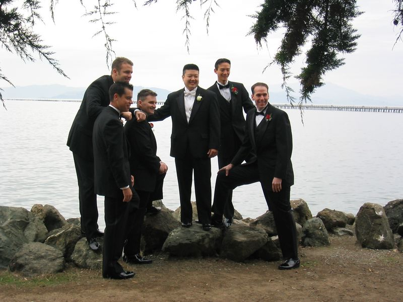 13 - Groomsmen photo shoot