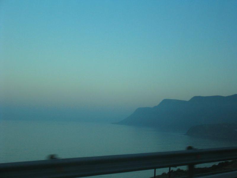 2004 05 31 Monday - Mexico Coastline