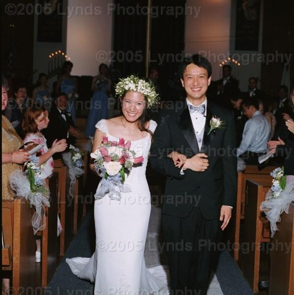 Mr  & Mrs  Daron Cam at last