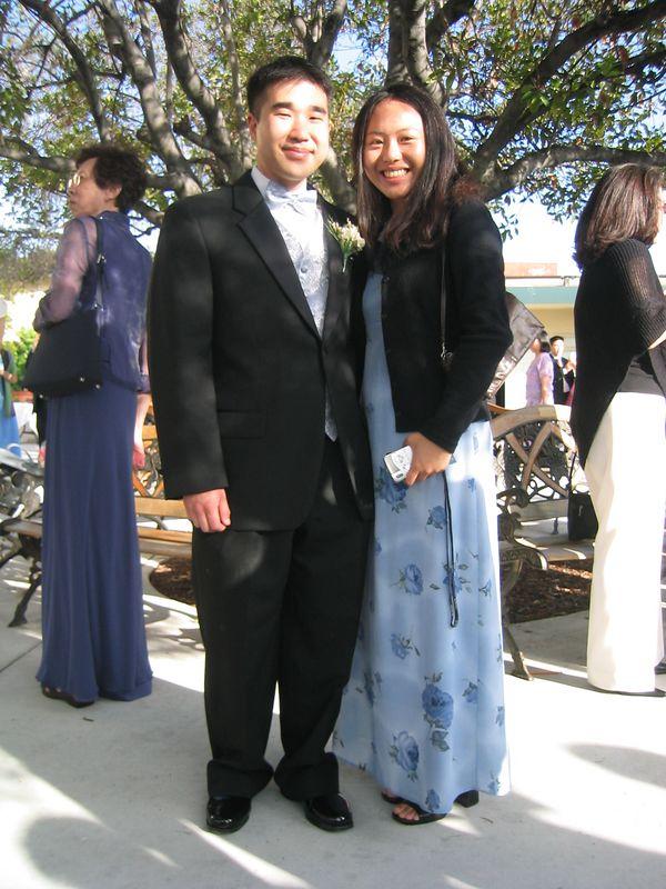 Eric Chi & Jocelyn