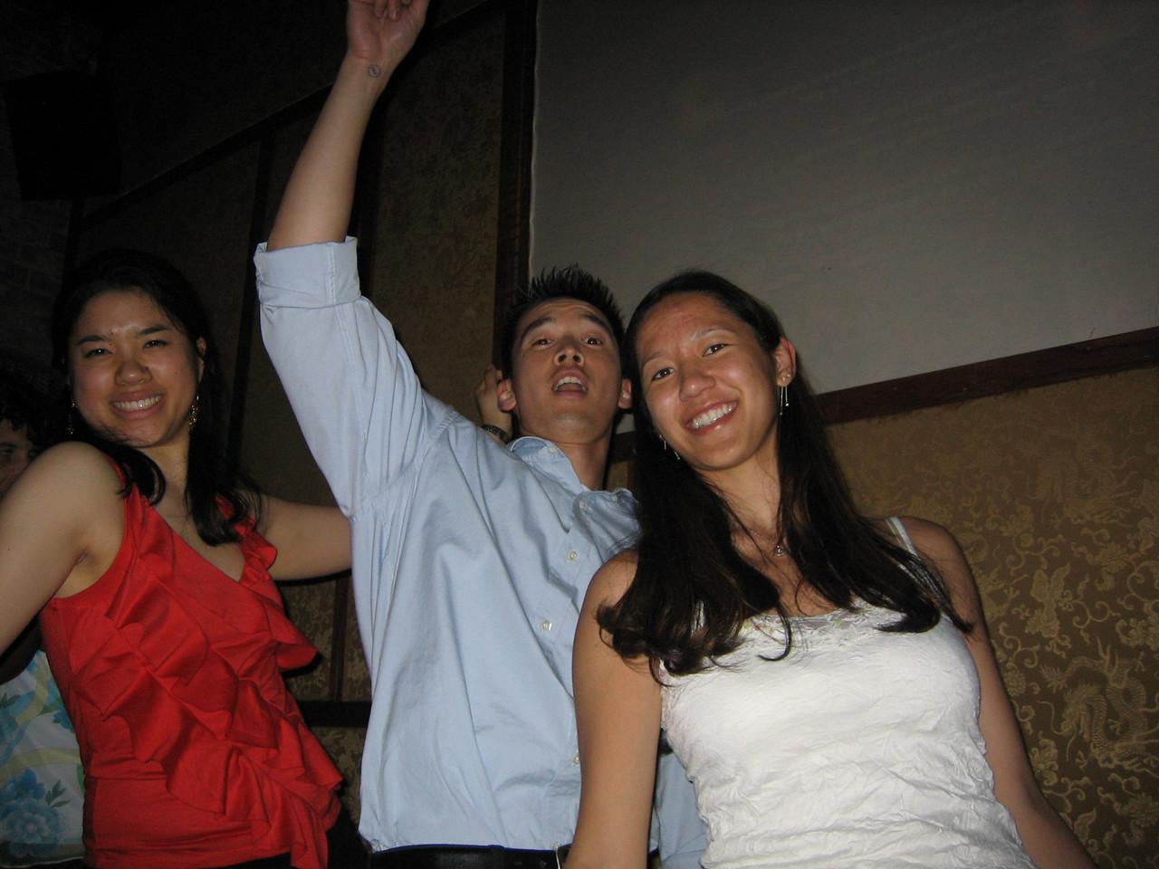 2005 06 04 Saturday - Dragon Bar - Sandwich - Brian Chew's dream comes true