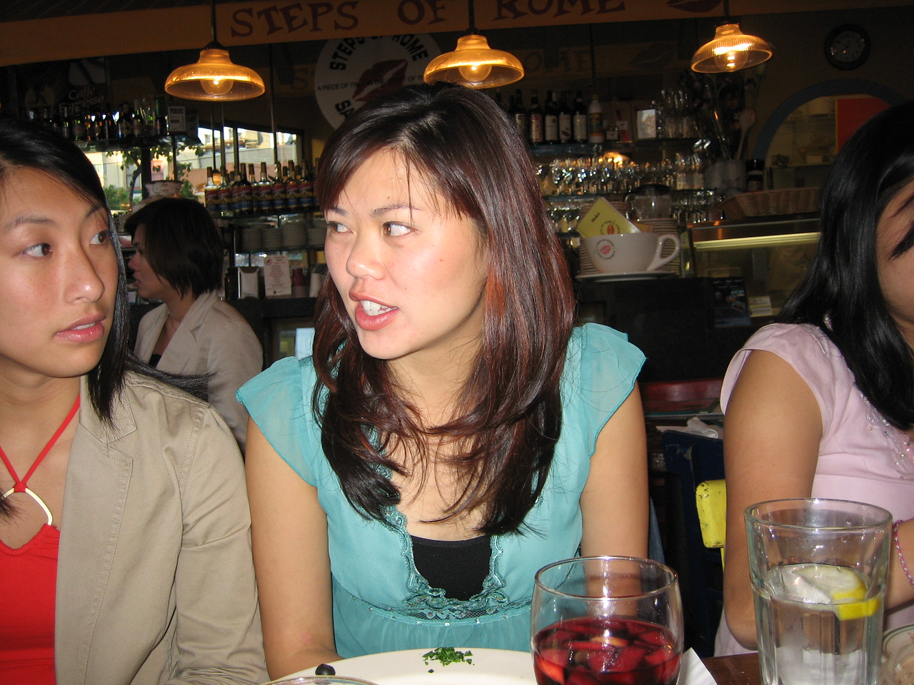 2005 06 04 Saturday - Debbie & Tiffany candid