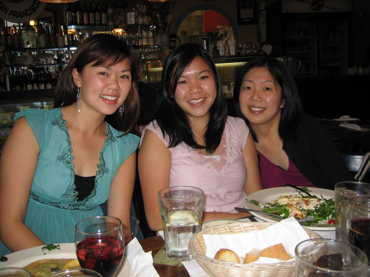 2005 06 04 Saturday - Tiffany Louie, Rhonda Mar, & Lisa Chang