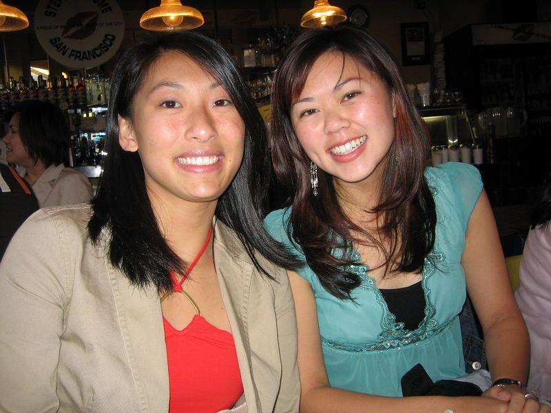 2005 06 04 Saturday - Debbie & Tiffany