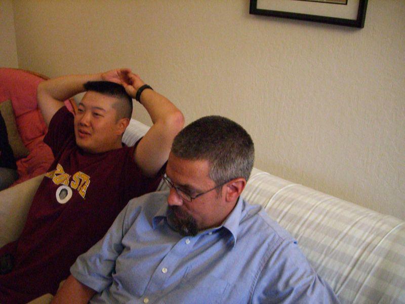 John Choo & Michael Duenes