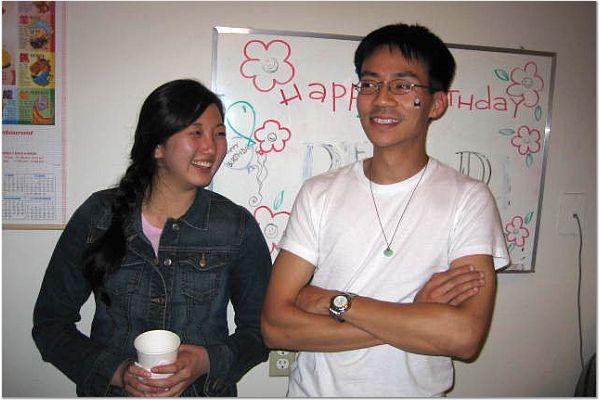 Lydia Im & Ben Yu